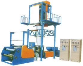 Экструдер SJM для производства рукавных однослойных полиэтиленовых плёнок из ПЭВД, ПЭНД.