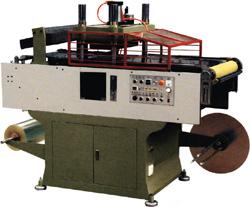 Термоформовочный  автомат для изготовления блистеров и коррексов BOOS-610. Нажмите для увеличения