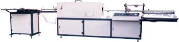 Автомат загибания краев стаканов и подсчёта количества произведенной продукции JDJB-12