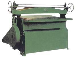 Механический режущий станок для вырубки пластиковых изделий