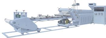 Однослойный экструдер SB-680А (нажмите для увеличения)