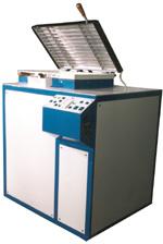 Пневмоформовочное оборудование (Украина) для производства пластиковой посуды, лотков и контейнеров.
