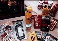 образцы упаковки в термоусадочную плёнку