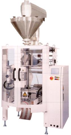Автоматические фасовочно-упаковочные аппараты серии АУФ-B для упаковки сыпучих и  гранулированных продуктов в формируемые пакеты. Нажмите для просмотра.