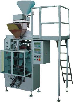 Автоматические фасовочно-упаковочные аппараты с объемным дозатором серии АУФ-О для упаковки сыпучих и гранулированных продуктов в формируемые пакеты.