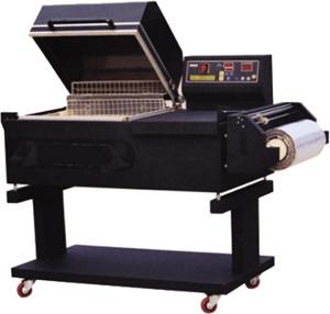 Камерный термоусадочный аппарат для упаковки в термоусадочную плёнку-полурукав BFS-5540