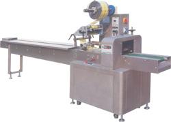Горизонтальная упаковочная машина DBZ-200B (нажмите для увеличения)