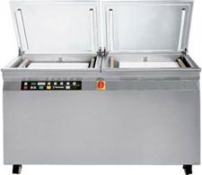 Напольный двухкамерный аппарат Favola500twin60 для вакуумной упаковки