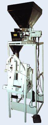 аппарат МУСП-01М для фасовки и упаковки сыпучих продуктов в формируемые пакеты.