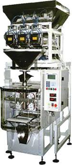 аппарат МДУ-НОТИС-01 для фасовки и упаковки сыпучих продуктов в формируемые пакеты. Нажмите для просмотра.