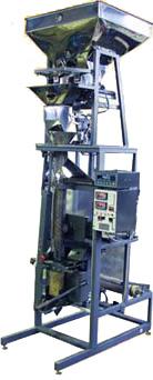 аппарат ТПА-1200РА для фасовки и упаковки сыпучих и штучных продуктов непылящих в пакетики формируемые пакеты.