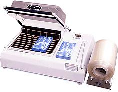 Камерный термоусадочный аппарат для упаковки в термоусадочную плёнку-полурукав ТПЦ-200